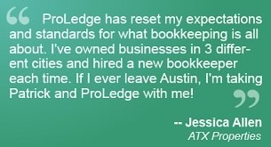 Austin Bookkeeping Services - Austin Bookkeepers